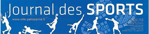 Le BCPE sur le journal des sports de Pélissanne