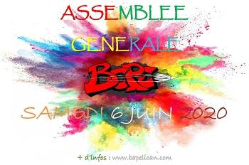 Assemblée Générale saison 2019 / 2020